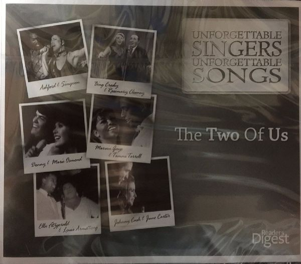 Readers Digest - Unforgettable Singers, Unforgettable Songs -( 3CDs 2009) NEW & SEALED